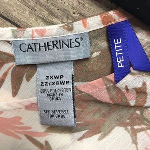 Catherines Tops - Catherines Plus Size  2X Top